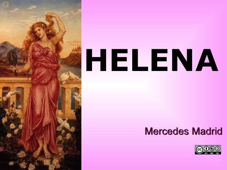 HELENA    Mercedes Madrid