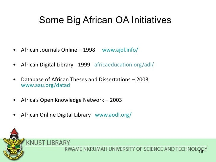 database of african theses and dissertations datad Database of african theses and dissertation database of african theses and dissertation datad: database of african theses and dissertationsdissertations - africana.