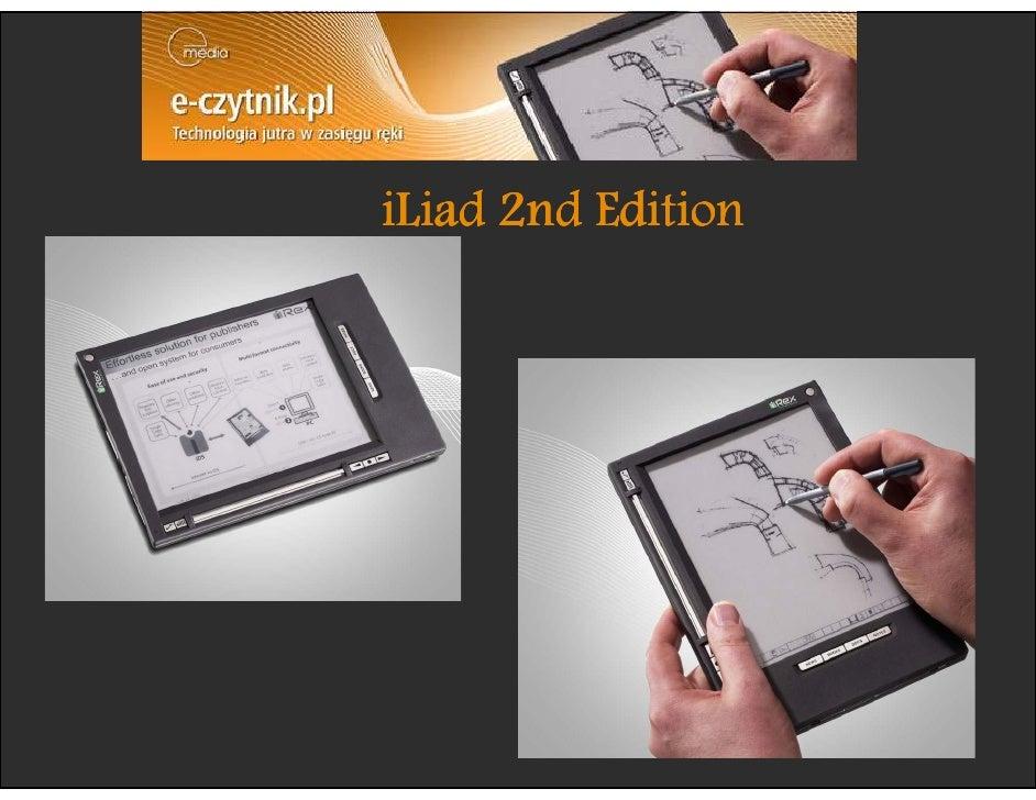 iLiad Book Edition