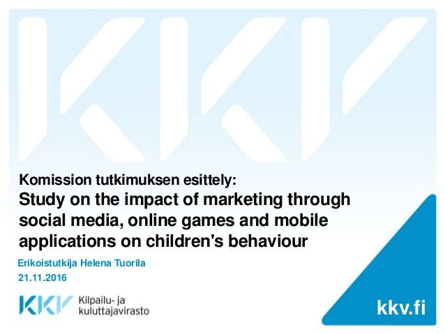 an analysis of the dangers and effects of the children marketing The psychological effects of violent media on children everything that children see or hear in the media early on in their lives affects them in some way positive parenting role models indicate that in the best interest of our children we should limit their exposure to violent acts.