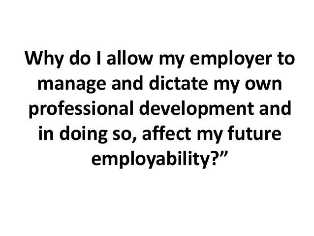 Twitter for Professional Development Slide 2