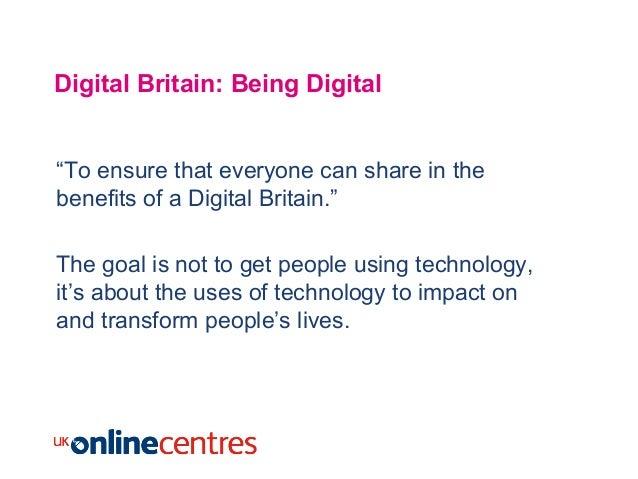 Helen Milner Digital Inclusion And Digital Engagement 6 Oct 2009 Slide 3