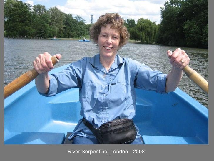 River Serpentine, London - 2008