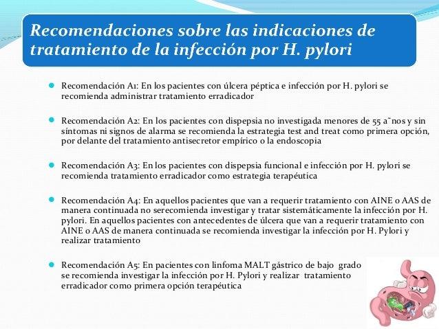  Recomendación A6: En pacientes con resección quirúrgica o endoscópica de un cáncer  gástrico se recomienda investigar y ...