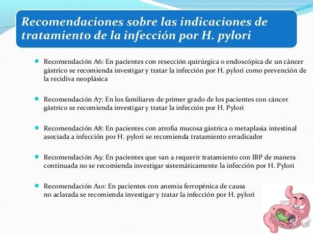  Recomendación A11: En pacientes con púrpura trombocitopénica idiopática se  recomienda investigar y tratar la infección ...