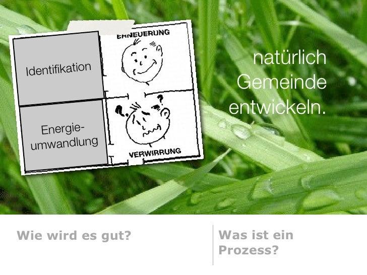 natürlich  Identifikation                      Gemeinde                     entwickeln.    Energie-   umwandlung     Wie wi...