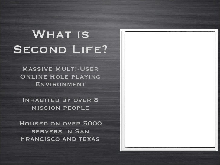 Helix Second Life Slide 2