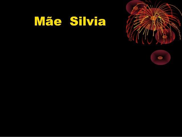 Mãe Silvia