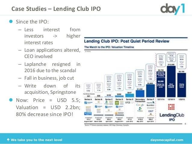 Ipo valuation case study