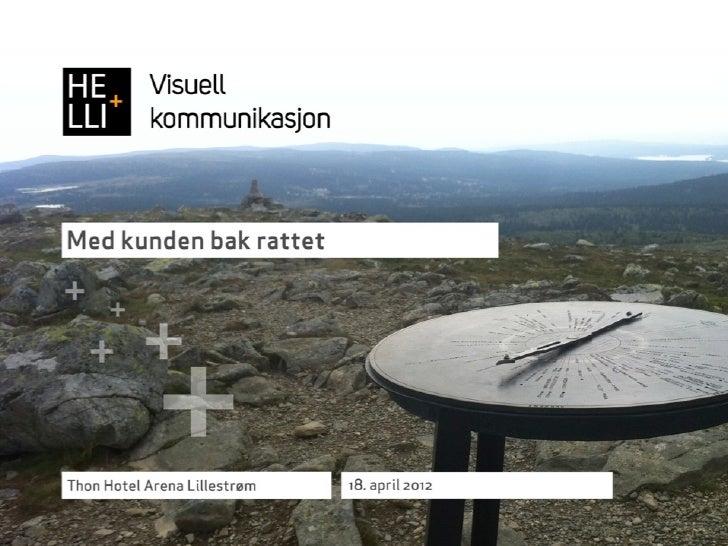 HELLI -‐ Visuell kommunikasjon