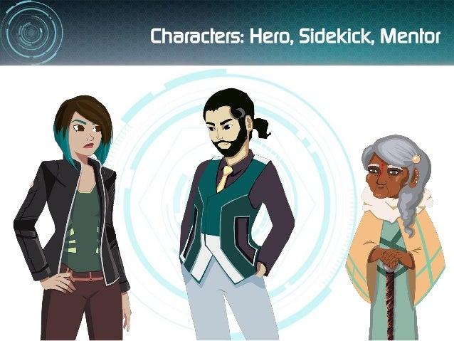 Characters: Hacktivist, Pr. Beaver, Winter Salesman