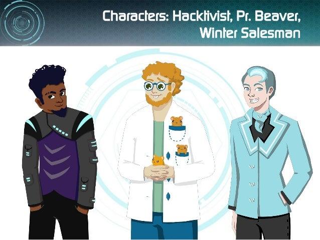 Characters: Augustin Barruel, Pr. Rabbasch, Criminologist