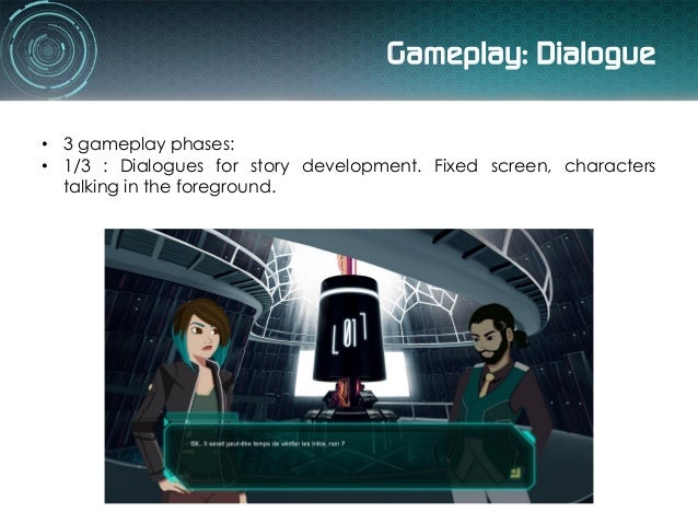 Gameplay: Keywords • 2/3 : Focus on defining the subject and understanding research tools: you must find several keywords ...