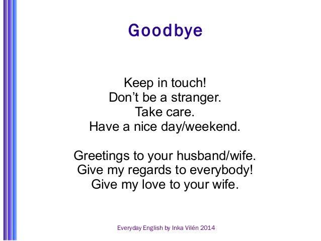 Hello goodbye everyday english by inka viln 2014 7 m4hsunfo
