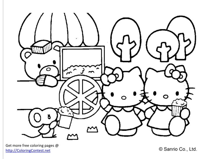 Get More Free Coloring Pages ColoringContest 33