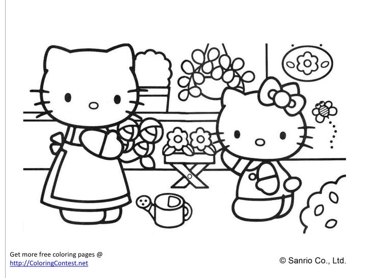Get More Free Coloring Pages ColoringContest