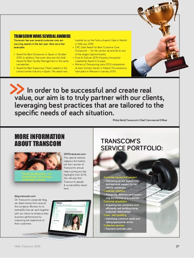 In order to be successful and create real value, our aim is to truly partner with our clients, leveraging best practices t...