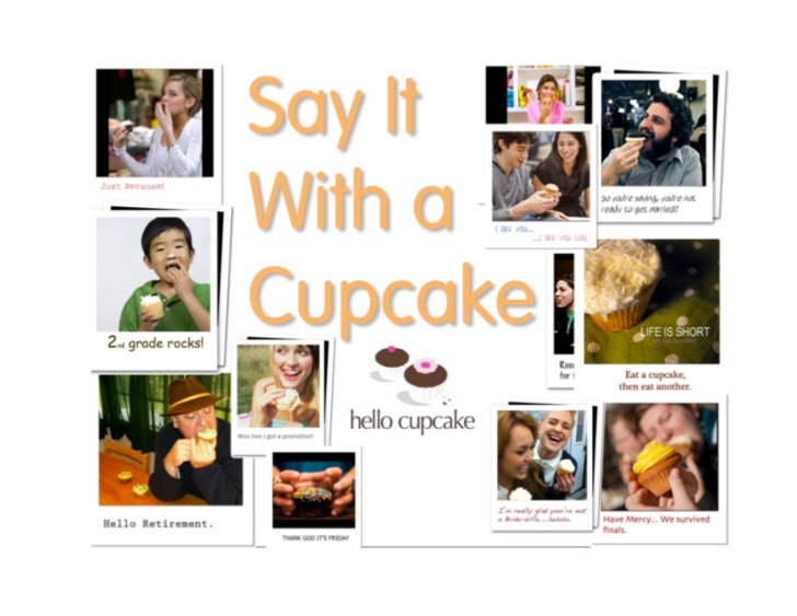 Agenda!   Where Hello Cupcake is!What the marketplace is doing!What the competition is doing!  Where the opportunity is !