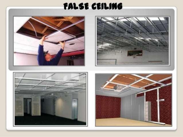 false ceiling