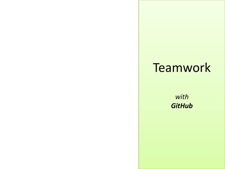 Another problem… how will the server   authenticate the team-mates?• Common approach: Username-Password  system.• But typi...