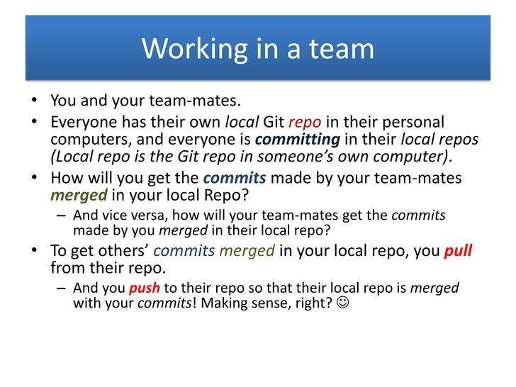 "Generate Public & Private keys• Type following commands in Git Bash:   – cd ~   – ssh-keygen.exe -t rsa -C ""youremail@goog..."