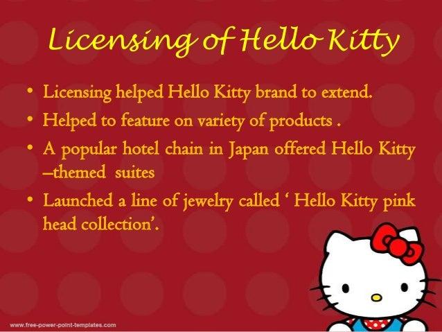 Hello Kitty Ppt