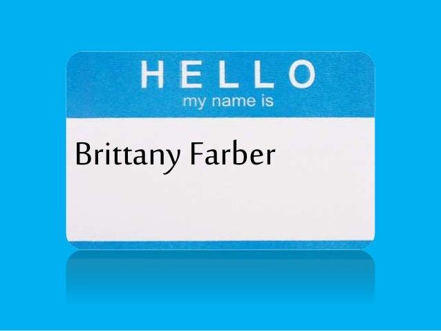 Brittany Farber