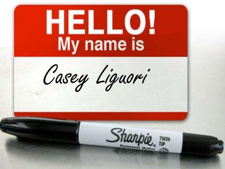 Casey Liguori<br />
