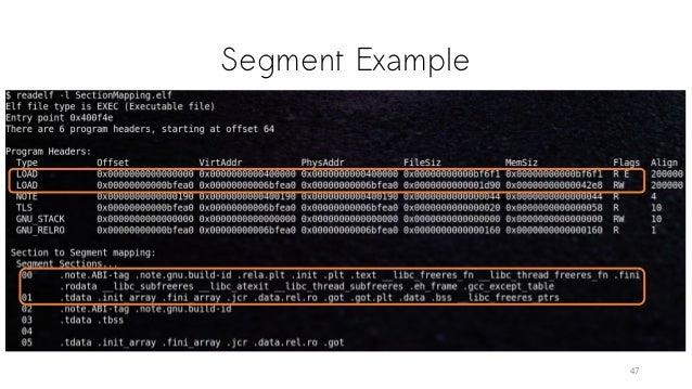 Segment Example 47
