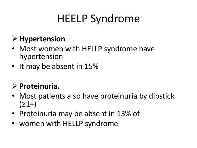 pathophysiology hellp syndrome Hellp syndrome can lead to serious complications, including liver failure and death 1 a pregnant woman with hellp syndrome might bleed or bruise easily.