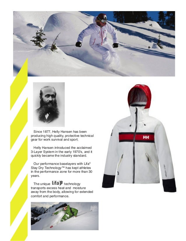 Since 1877, Helly Hansen has been producing high quality, protective technical gear for work survival and sport. Helly Han...
