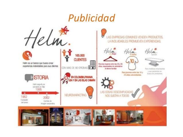 Cultura organizacional - Helm bank