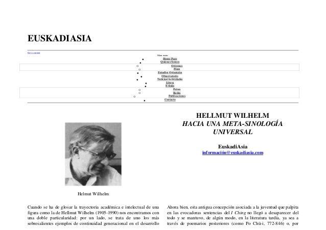 EUSKADIASIA  Go to content  Main menu:  · Home Page  · Quienes Somos  o Origenes  o Fines  · Estudios Orientales  · Observ...