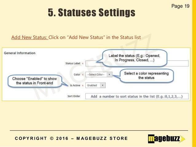 Exto help desk for magento 2 (user guide).