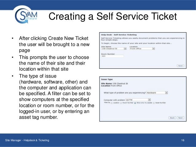 how to create a ticket helpdesk