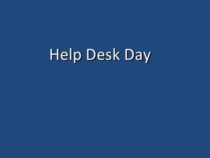 Help Desk - Processos