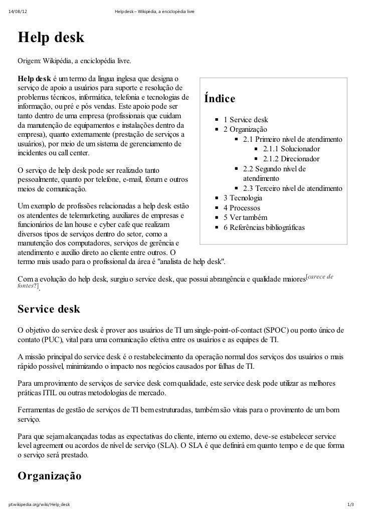 14/08/12                              Help desk – Wikipédia, a enciclopédia livre    Help desk    Origem: Wikipédia, a enc...