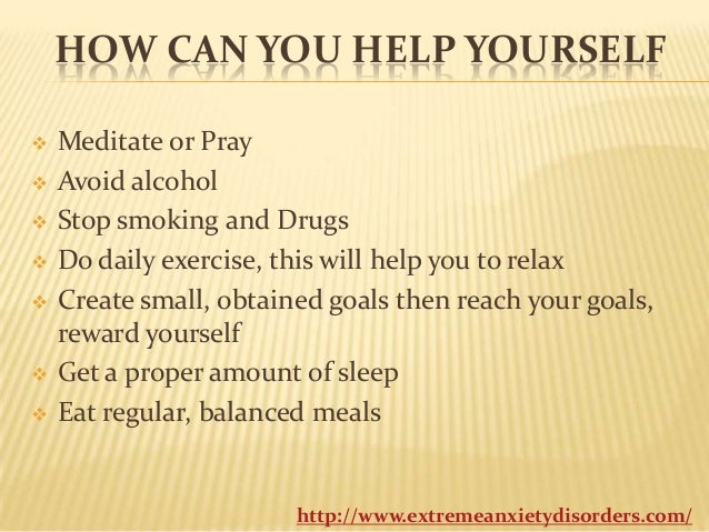 how can you help yourself meet goals