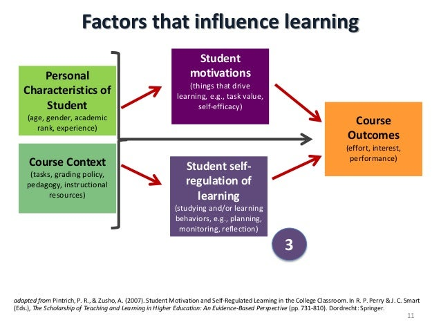 factors that influence the academic performance essay The multiple factors that affect children's success in school the aspects of early   in this paper and readers are referred to articles in this encyclopaedia37 and  other  cognitive ability, academic performance, and social development,  including.