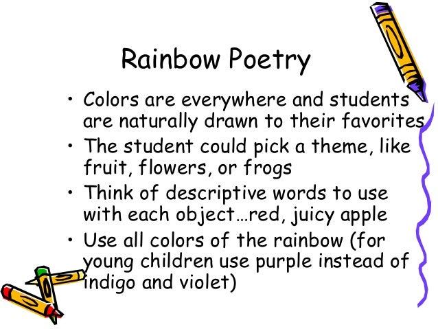 Children Celebrate Nature by Finding the Power of Poetry