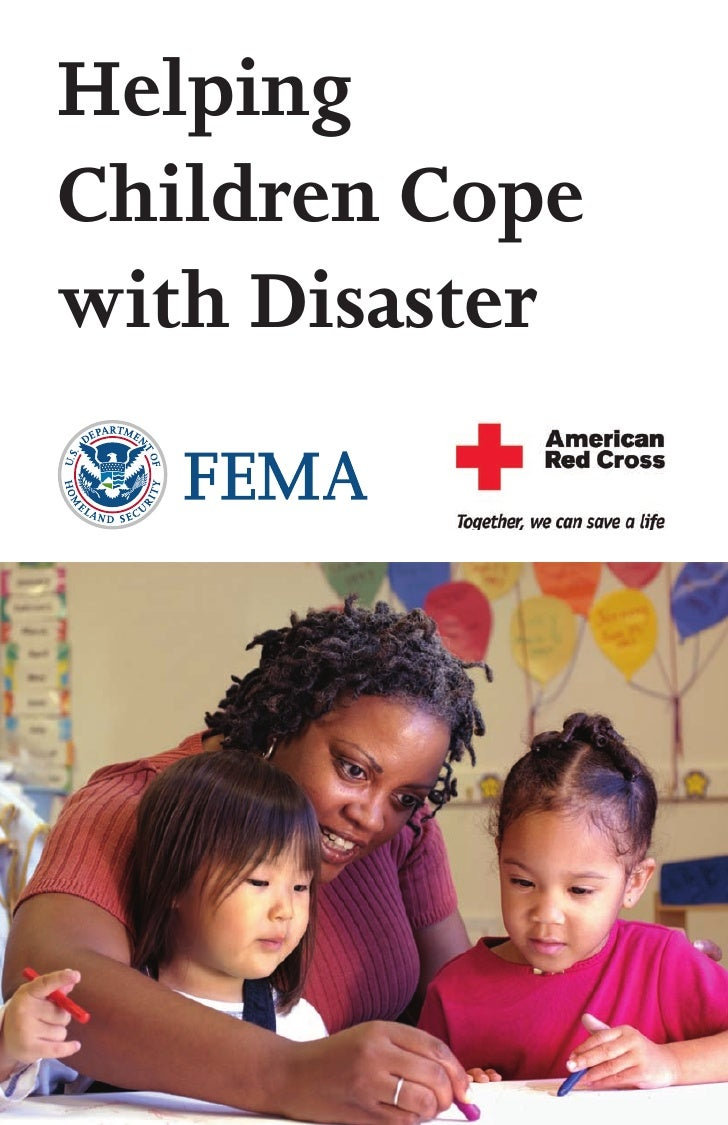 Helping Children Cope with Disaster