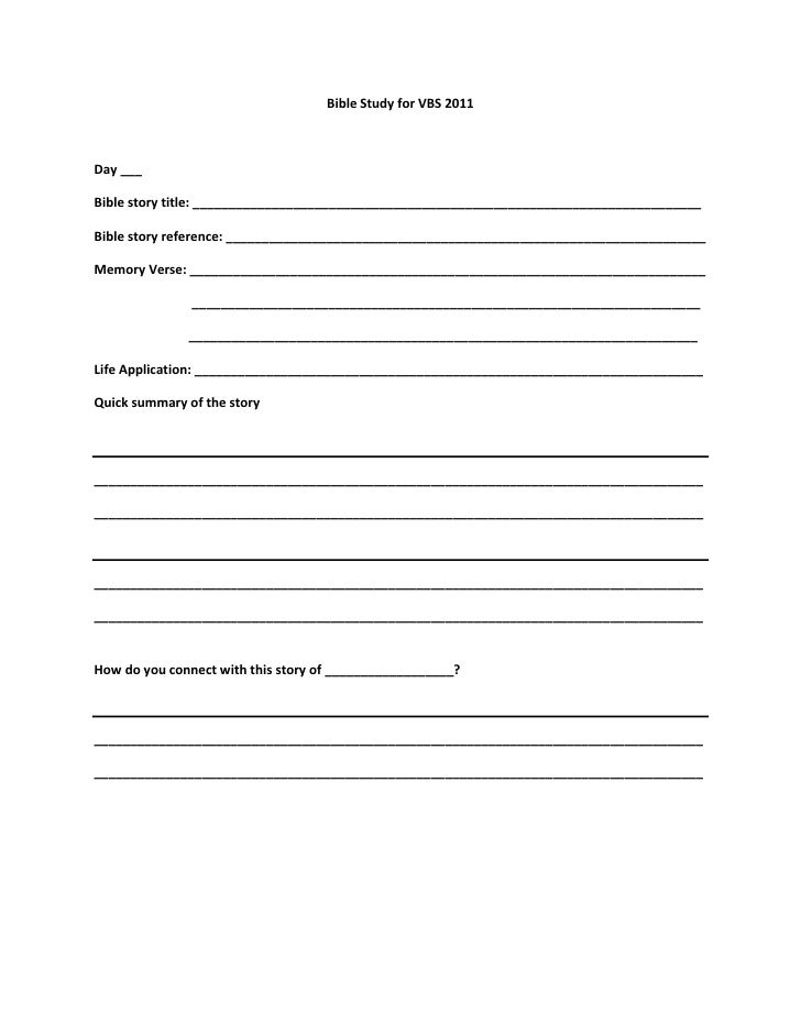 Helping children embrace bible study bible study template for Story outline template for kids