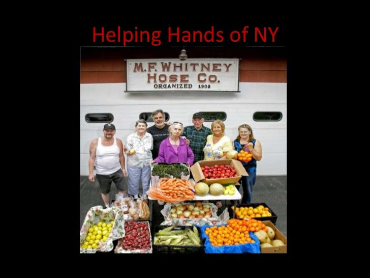 Helping Hands of NY<br />