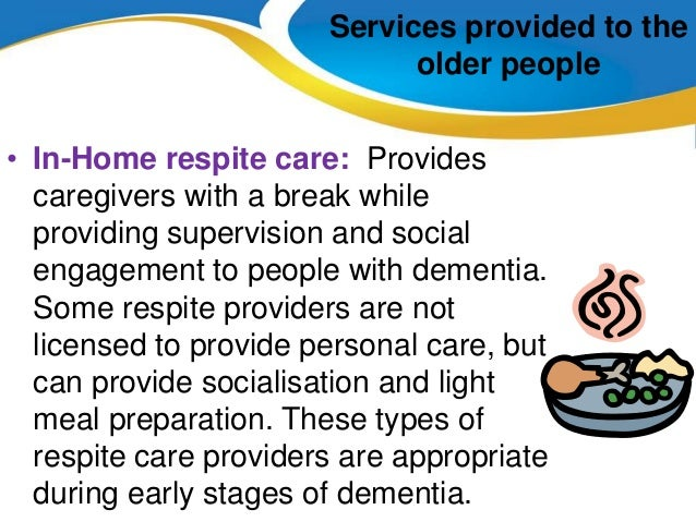 Image result for Respite Break Dementia Picture