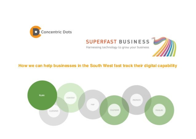 How we can help businesses in the South West fast track their digital capability