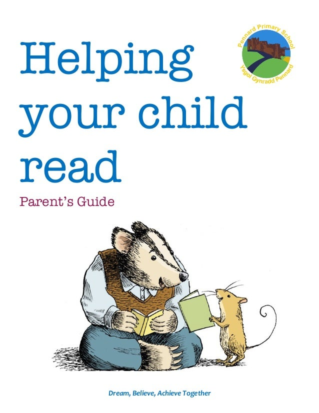 Helping Your Child Read