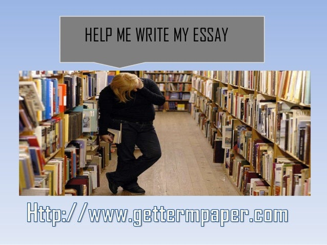Write my essays for me