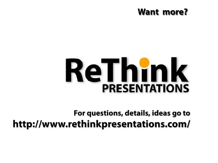 Help, My Presentation Sucks! 3 emergency ideas to help your presentation