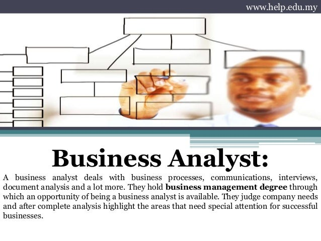 jobs in business