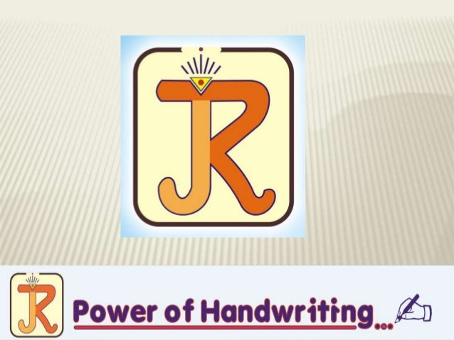 Handwriting Reflects Mental and Physical Health By Mr